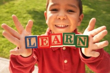 child-learn