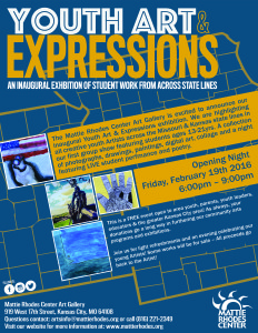 YouthArtExpressions2015FLYER